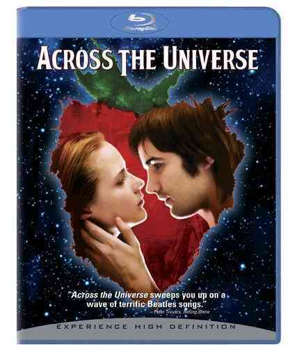 ACROSS THE UNIVERSE BY WOOD,EVAN RACHEL (Blu-Ray)
