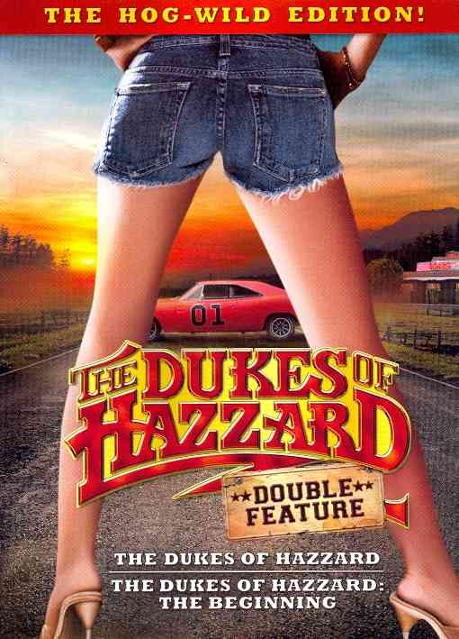 DUKES OF HAZZARD FILM COLLECTION BY SCOTT,SEANN WILLIAM (DVD)